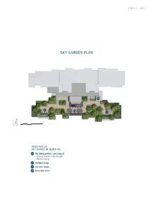 Penrose Sky Garden Site Plan